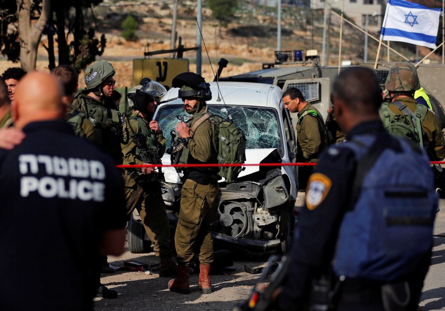 One wounded in second terror attack in West Bank in 5 hours