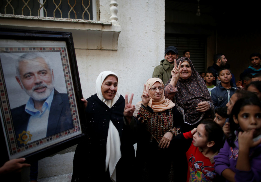 Report: Hamas nears reconciliation with PA, calls for elections