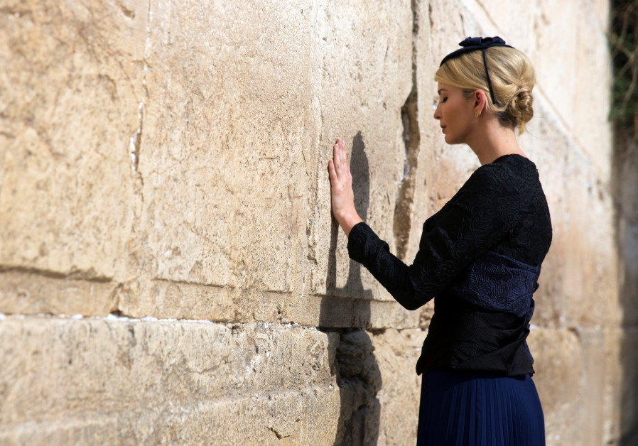 Ivanka Trump and other trailblazing Jews top Forbes list of powerful women