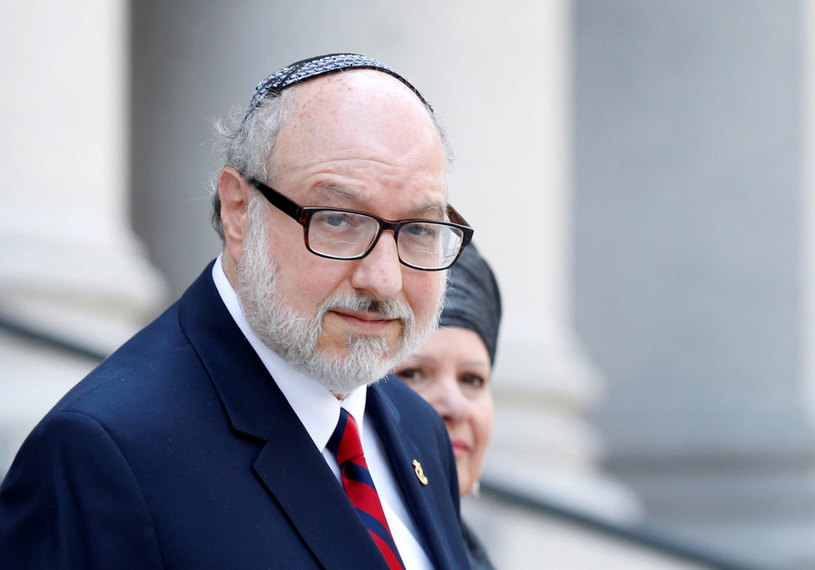 Rabbi: Obama appointees prevent Pollard from completing parole in Israel