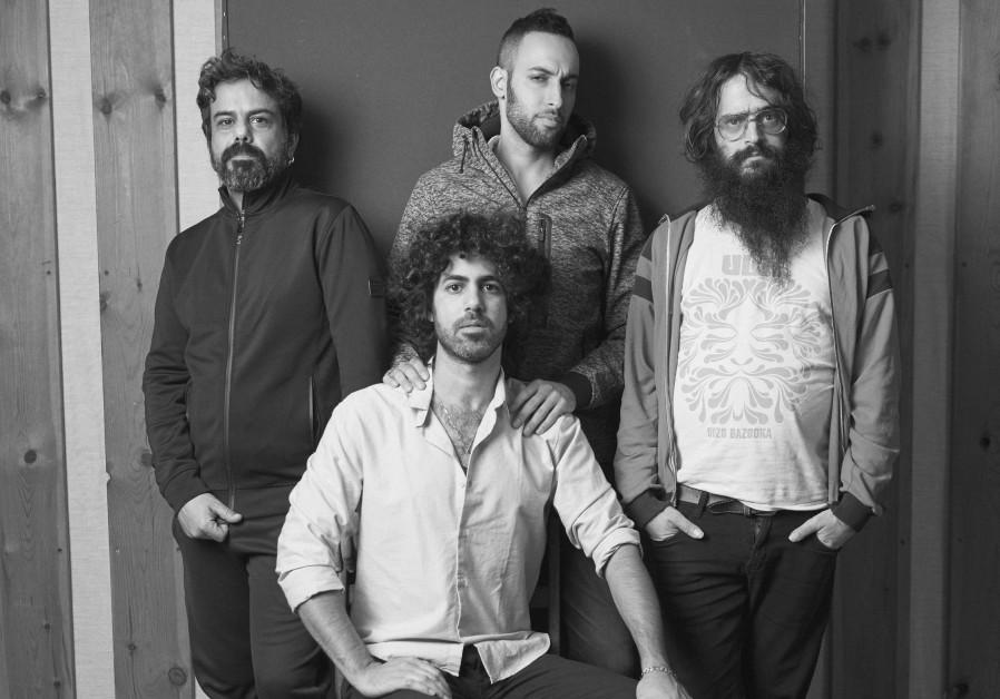 Yakir Sasson and his Jaffa Jazz Quartet
