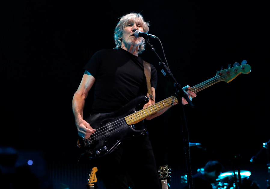 Musician Roger Waters performs at Staples Center in Los Angeles, California, U.S., June 20, 2017