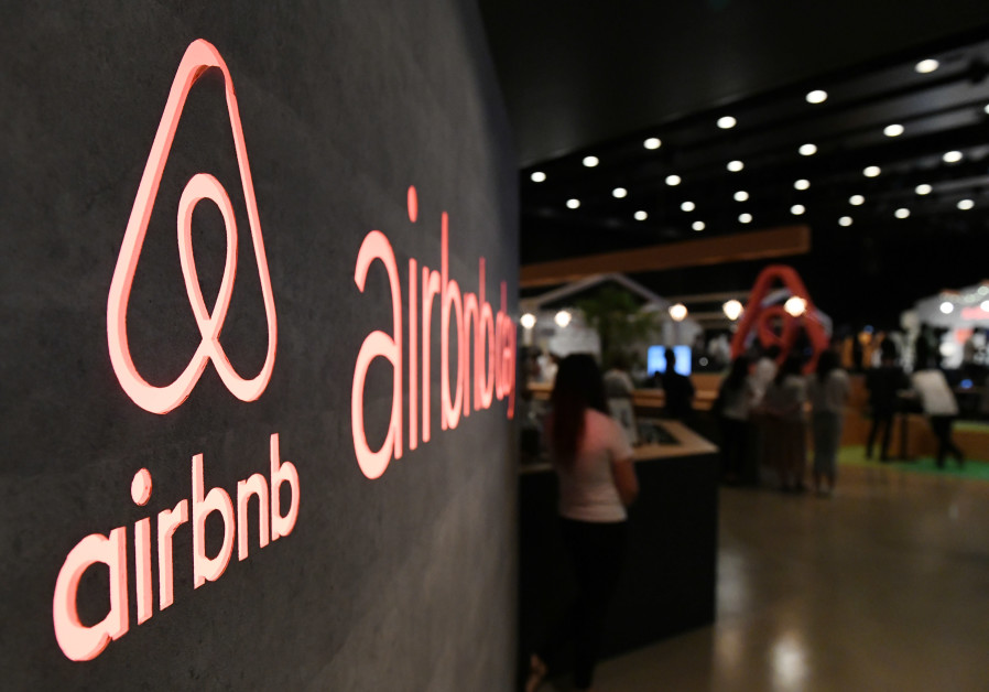 Israel will seek legal steps against Airbnb, says minister