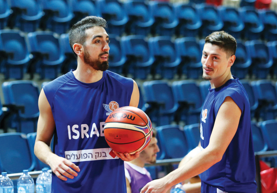 WHILE OPERATING behind the scenes, Oleh Jake Rauchbach has helped improve the mindset of Israeli bas