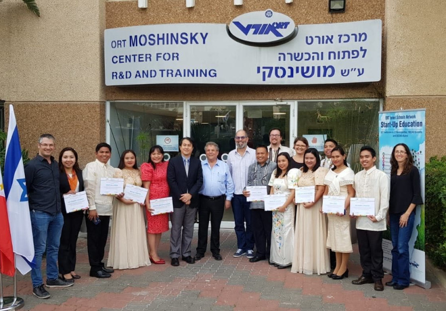 The ORT Moshinsky Center For R&D And Training