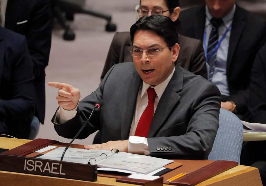 U.N. Ambassador Danon won't run in Likud primaries