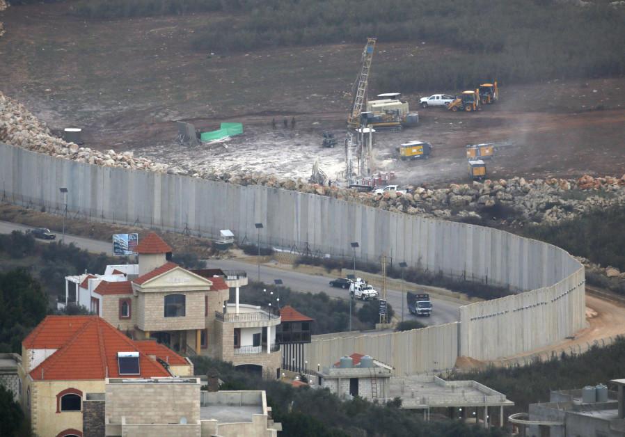 Israel's border walls: A case study for Trump's mantra - Arab