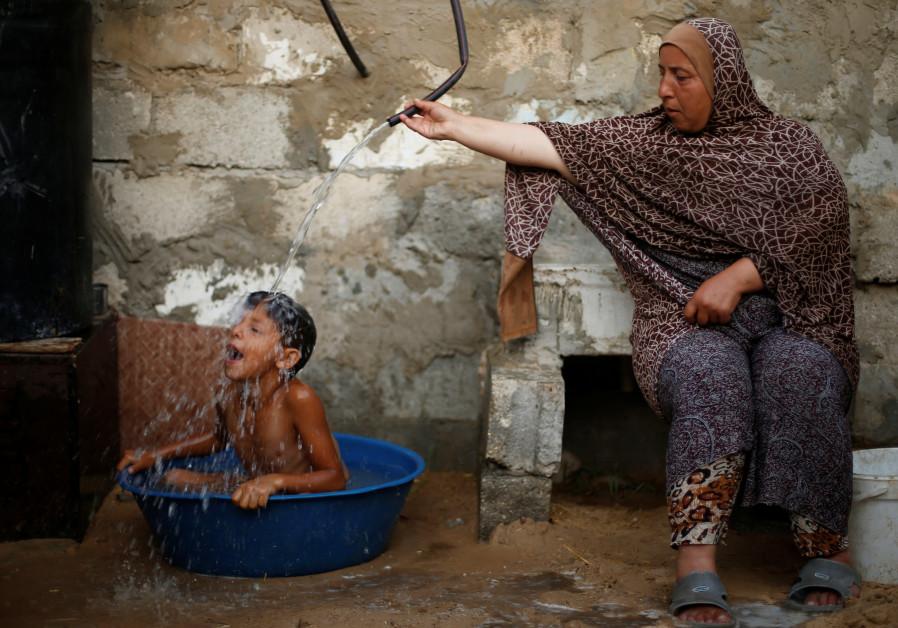 U.N.'s Mladenov: Gaza war threat still high as northern border heats up