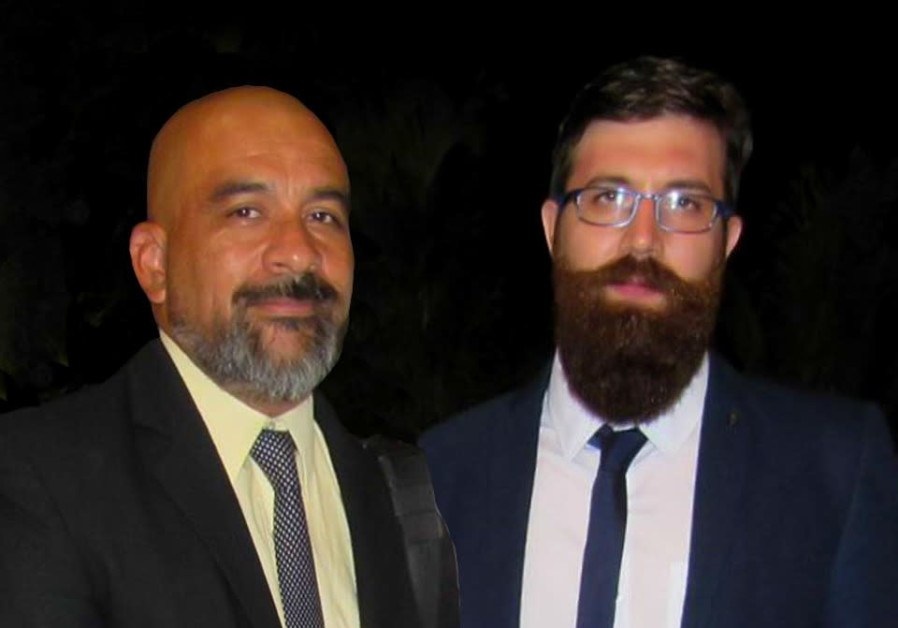 Hernán López, Executive Director of CCHIL (Left) and Gabriel Colodro, President of CCHIL (right)