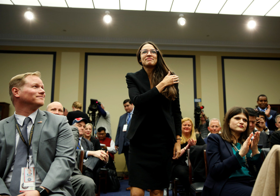 Alexandria Ocasio-Cortez's chief of staff faces Federal Election Commission complaint