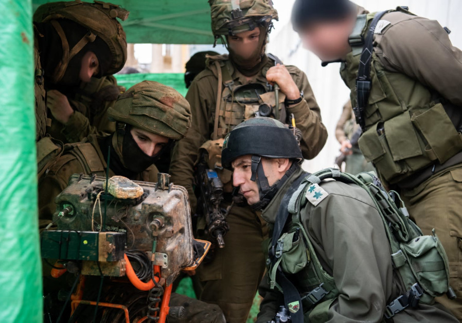 IDF discovers the third tunnel since the announcement of Operation Northern Shield from Lebanon.