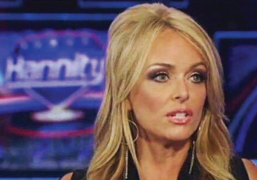 Dr. Gina Loudon appearing on Fox News's 'Hannity' (Courtesy)