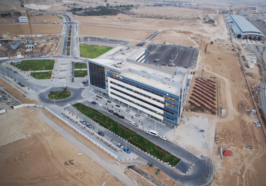 Southern technology sensation: Hi-tech sector expanding throughout Negev