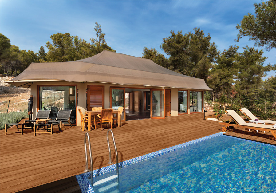 Bayit Bagalil: One of Israel's first boutique hotels
