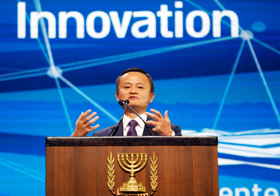 Alibaba acquires stake in Israeli transportation start-up