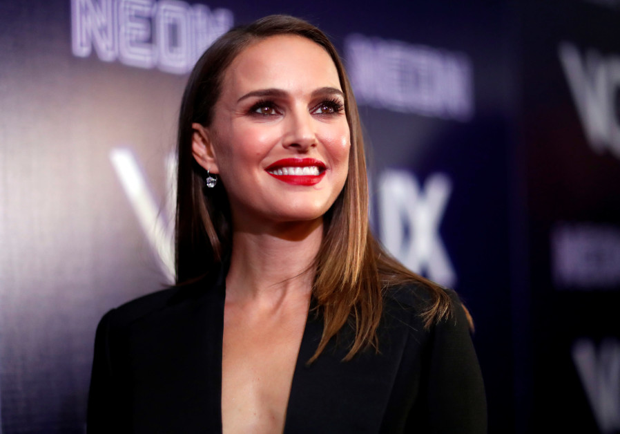 Natalie Portman calls Nation-State Law 'racist'
