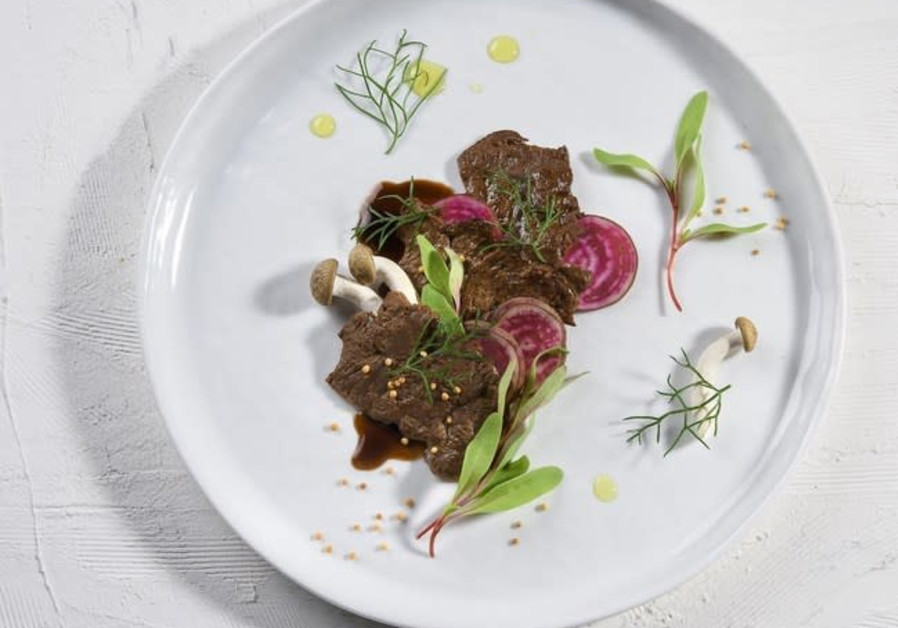 "Aleph Farms' world's first ""cell-grown"" minute steak"