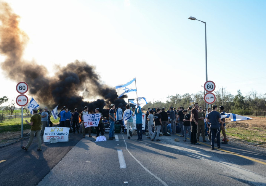 Settler leaders call for government action after string of terror attacks