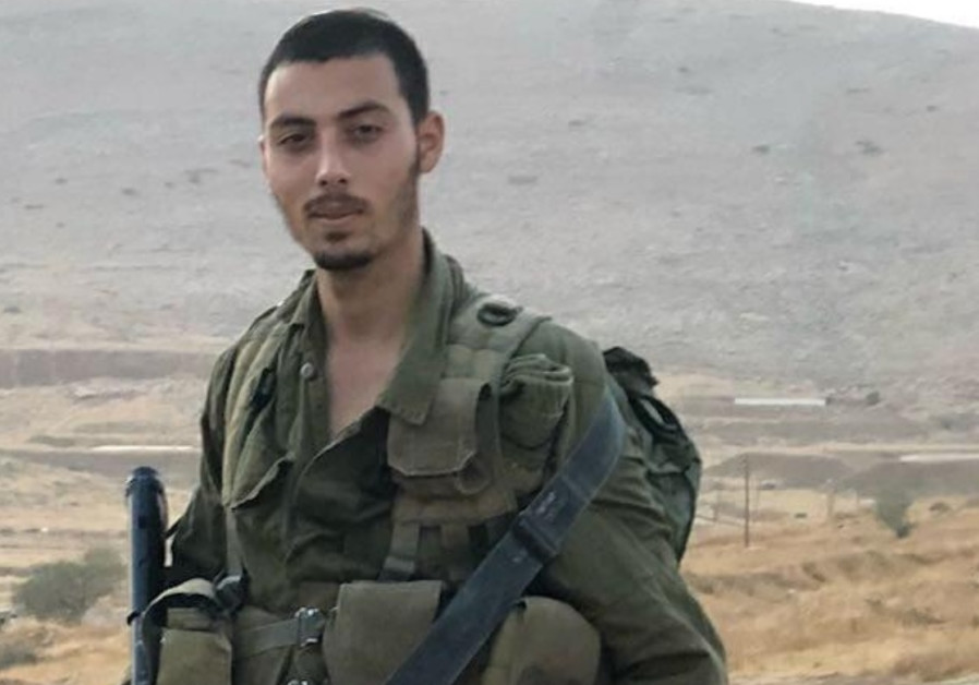 Soldiers and civilians mourn another fallen soldier in Ashkelon