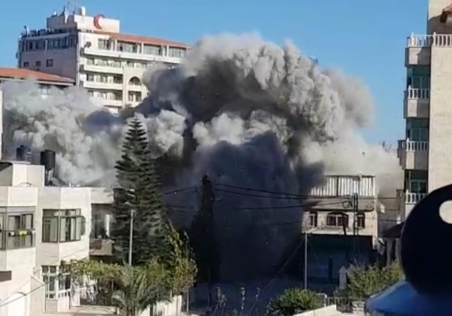 IDF demolishes home of Palestinian who killed elite soldier