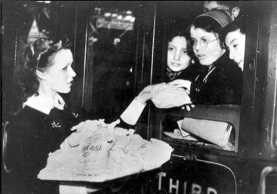 Kindertransport survivors compensated at 80th anniversary of rescue