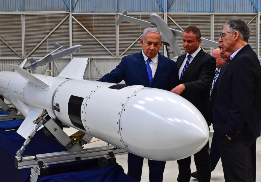 Did Israel use the supersonic Rampage to strike Iranian targets in Syria?