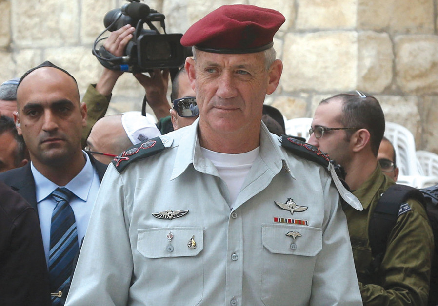 The Other Benjamin: Will Israeli politics be saved by one more general?