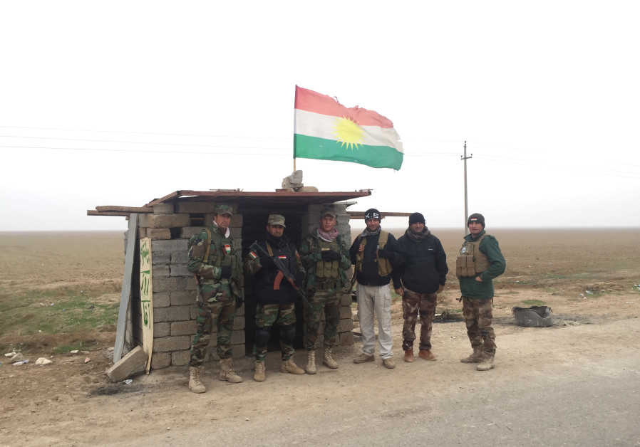 Can these Kurdish fighters help the U.S. out of a crisis in Syria?
