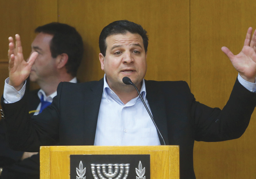 Odeh to Barak: 'Get off the public stage, you should be left in the past'