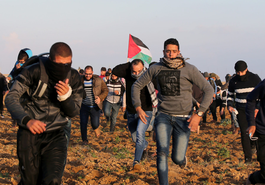 Gaza protests