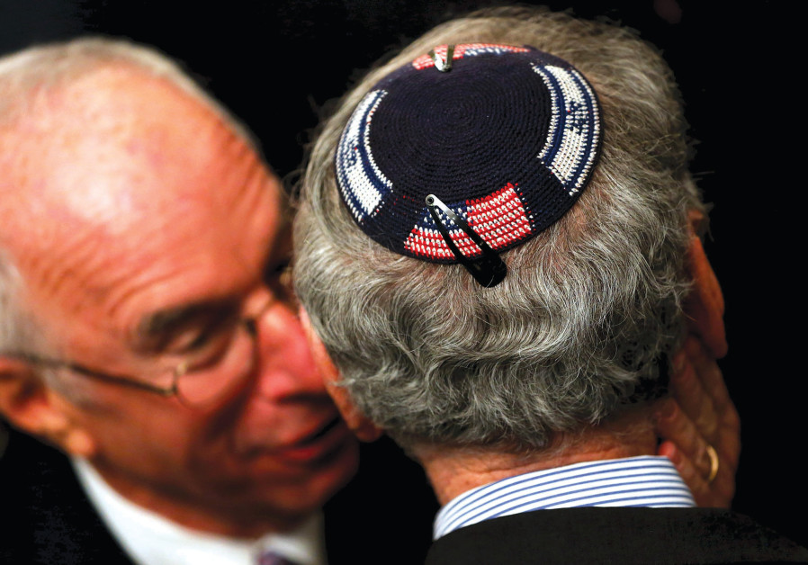 Have some American Jews replaced Judaism with liberalism?