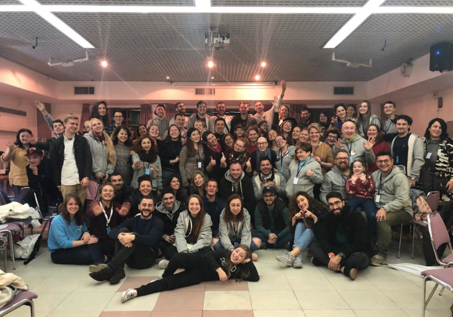 More than 1,000 young Russian-speaking Jews took part in the annual Limmud FSU festival in Jerusalem