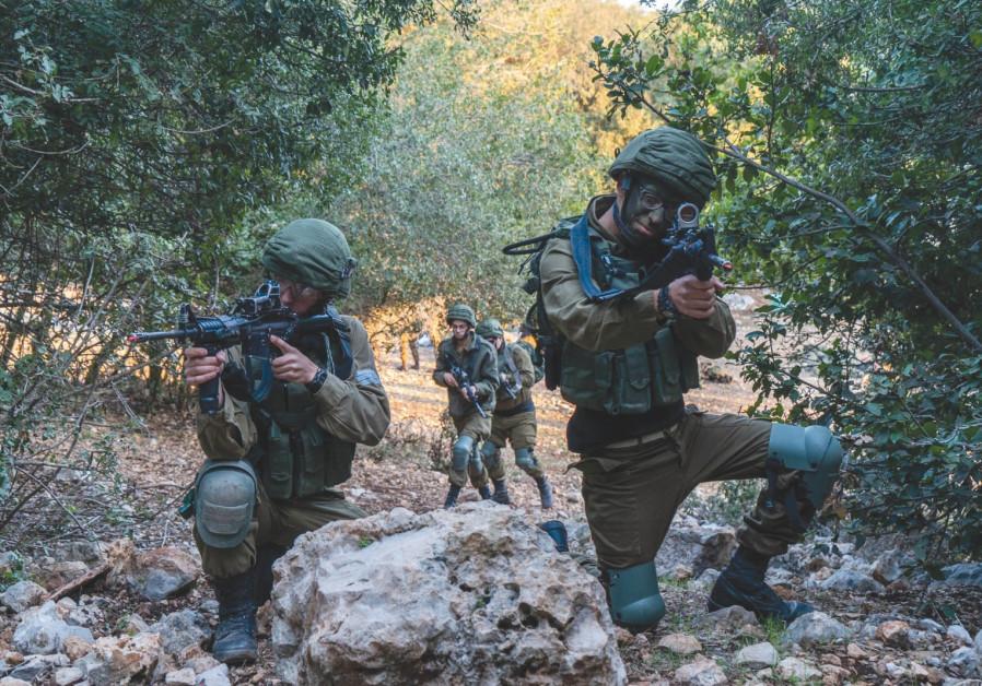 THE IDF's 869th Shahaf (Seagull) Field Intelligence Battalion