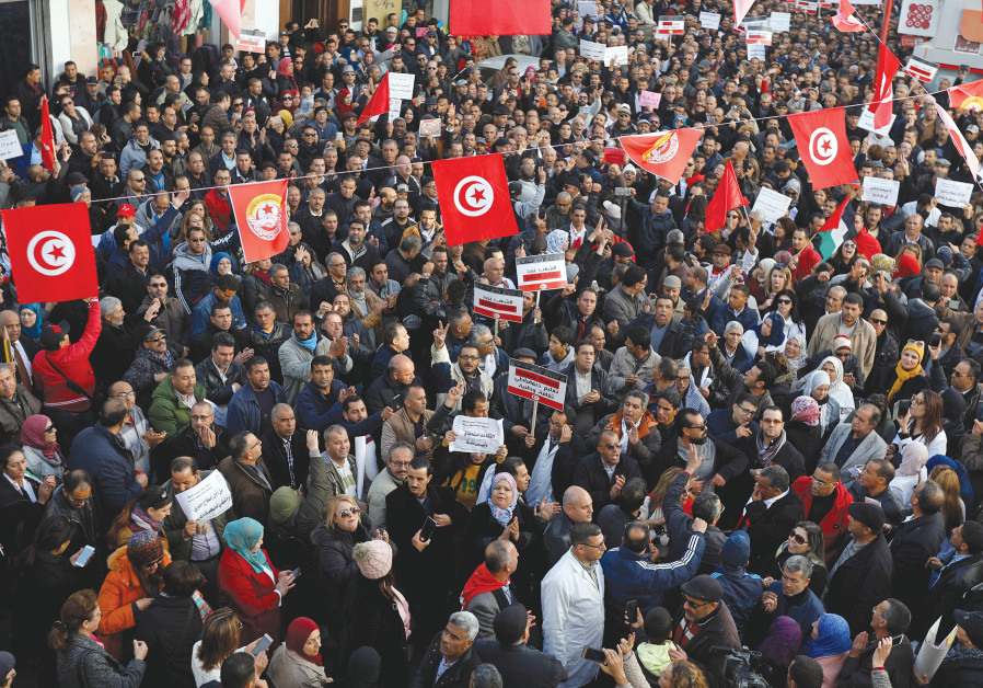 An Islamist dilemma after rise of populists in Tunisia