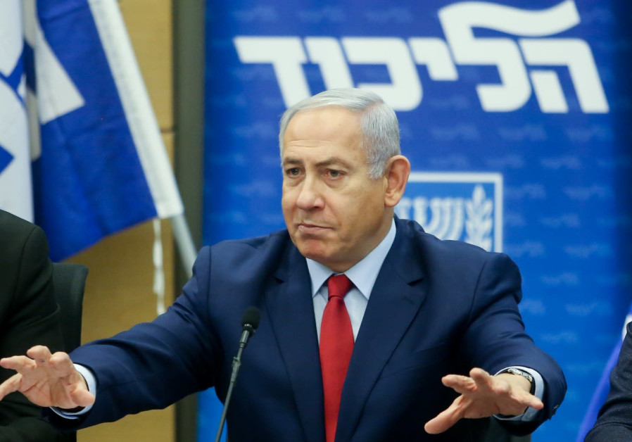 Parting Shot: The Walls Have Been Closing Around Netanyahu