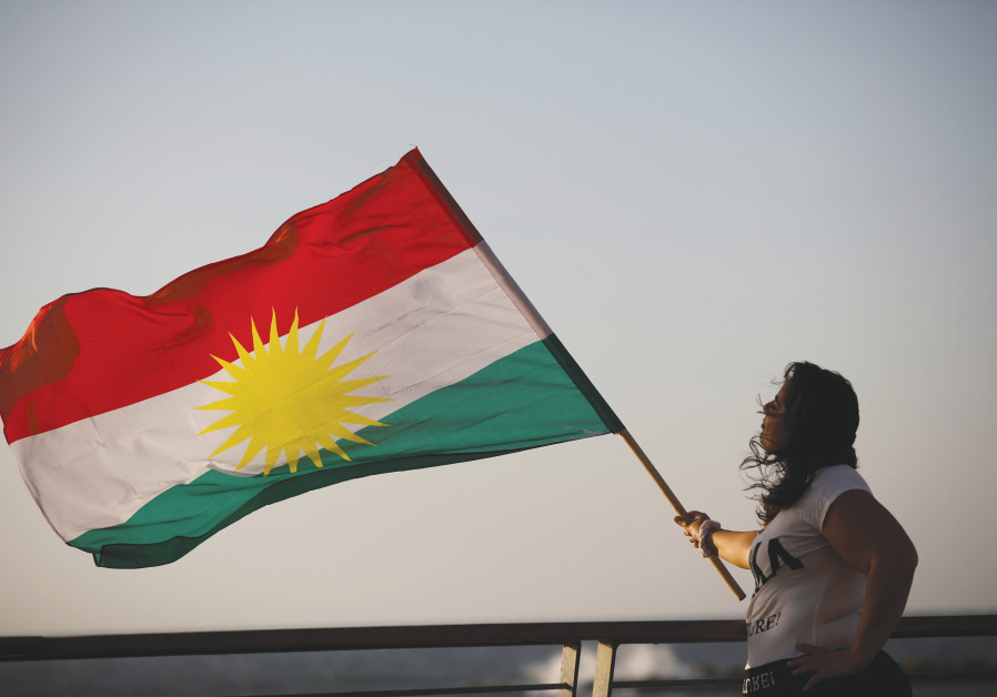 WHAT COMES next for the Kurdish region.