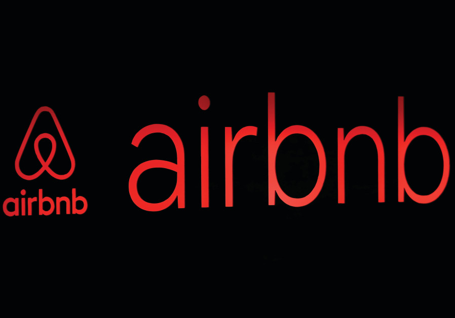 AIRBNB SOUGHT to ban listings in Jewish communities in the West Bank.