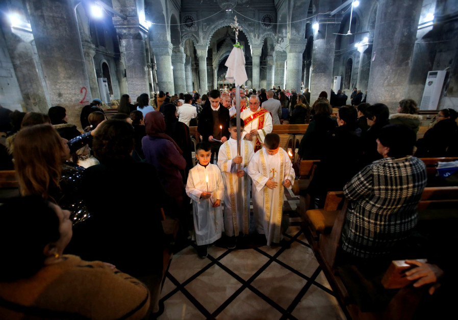 Persecution of Christians likely to rise in 2019, report warns