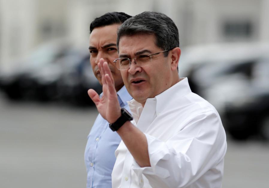 Honduras in talks  on Jerusalem embassy move, but no decision yet