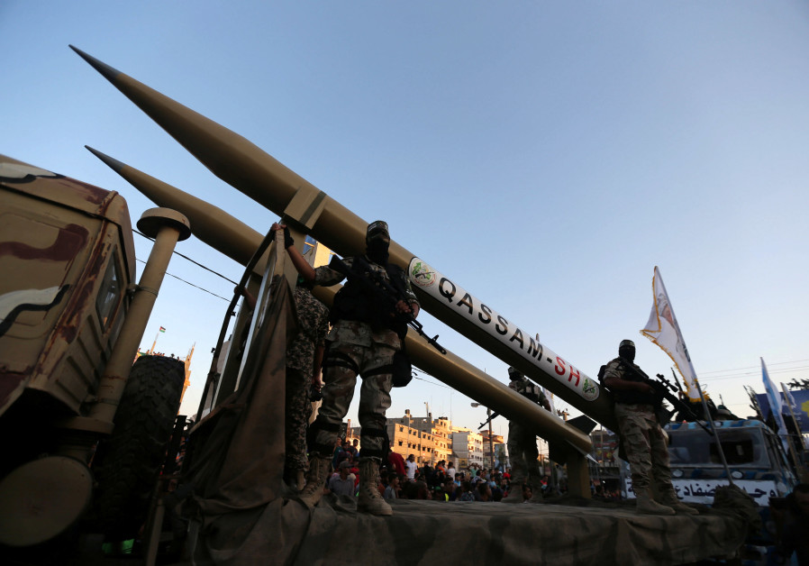 Hamas: No missiles in Gaza directed at Gulf states