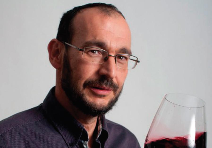 PHILIPPE LICHTENSTEIN, trained winemaker of Hayotzer Winery. (Courtesy)