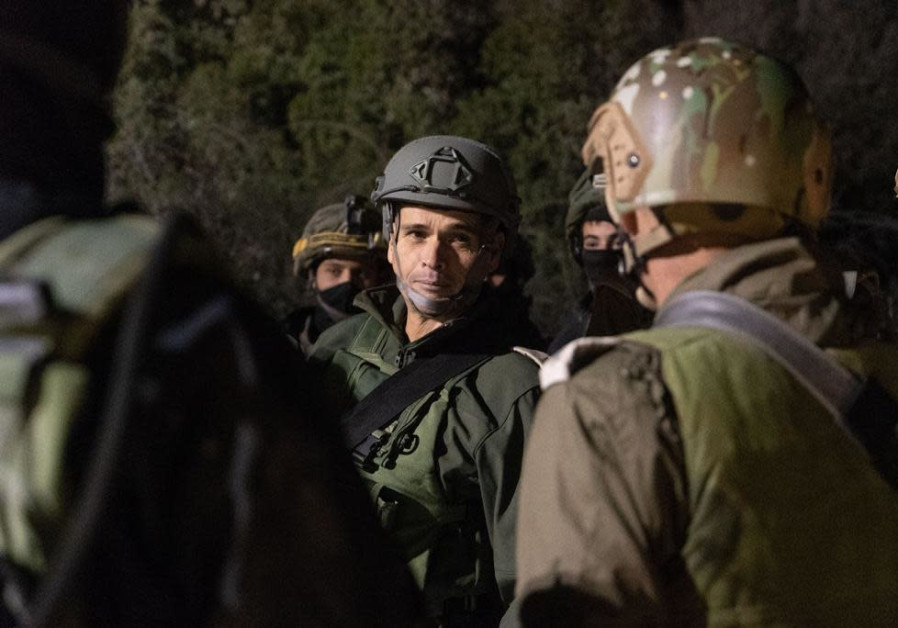 Fifth Hezbollah tunnel located and destroyed by IDF.
