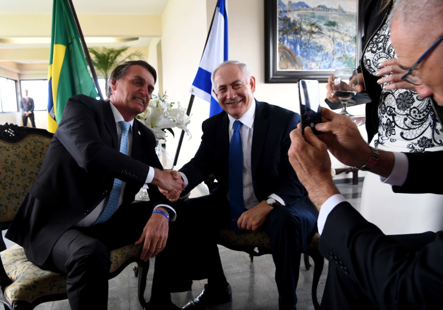 Brazilian president will visit Israel next month - report