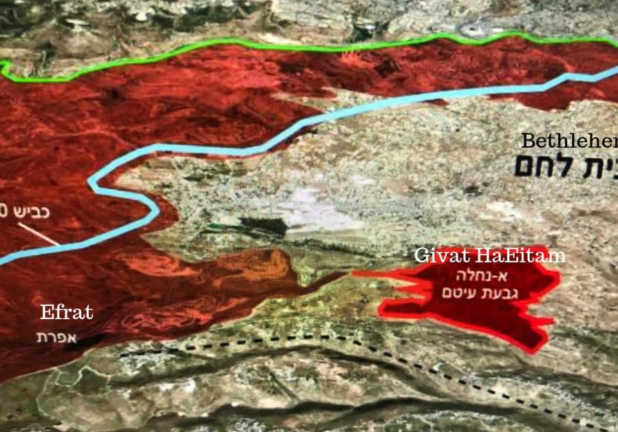 Israel Plans New West Bank Settler Housing Project by Bethlehem, Dubbed E2