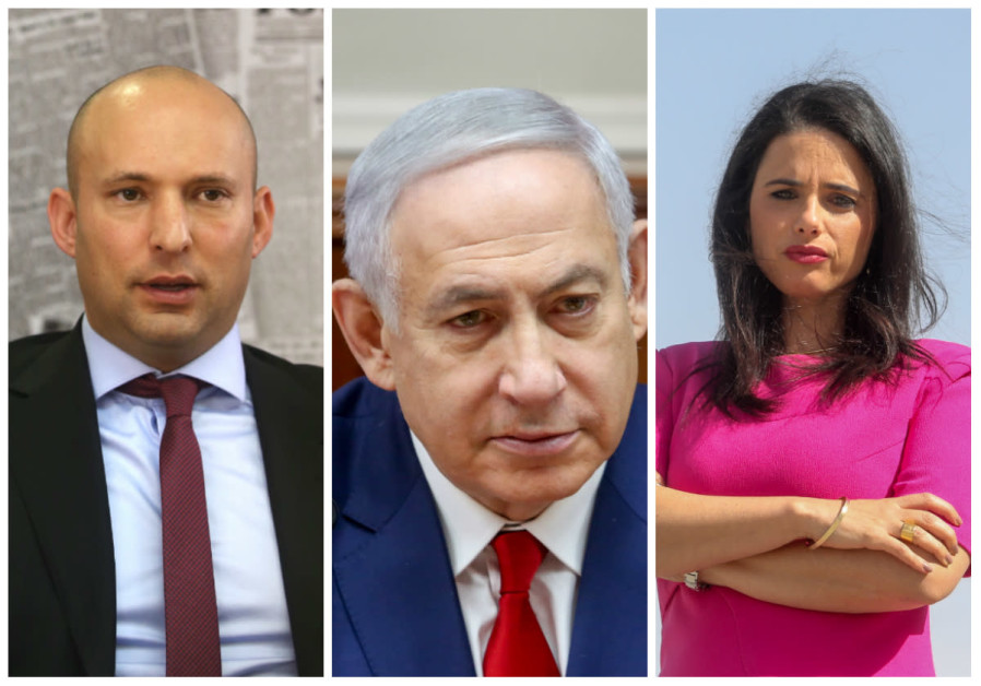 Is New Right on the way to merging with Likud?
