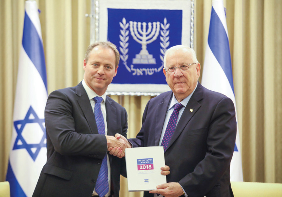 Israel Democracy Institute: Two democracies for two peoples