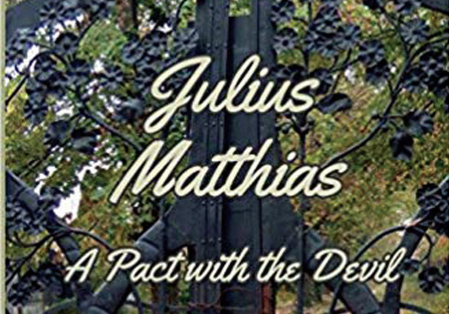 'Julius Matthias: A Pact with the Devil' by Michelle Mazel