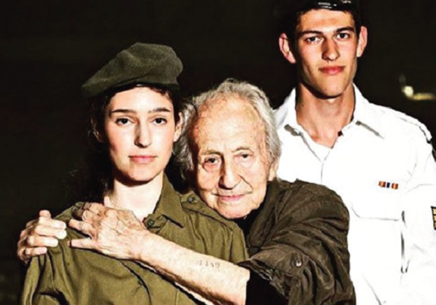 Holocaust hero: Noah Klieger, as I remember him