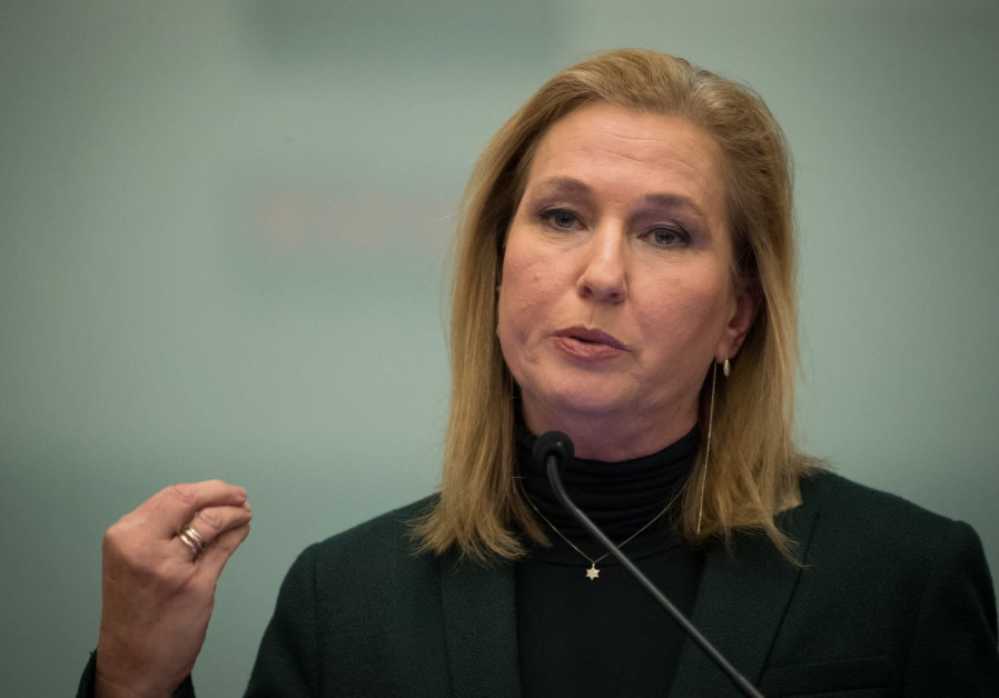 Livni: Palestinian Authority interested in immediate negotiations