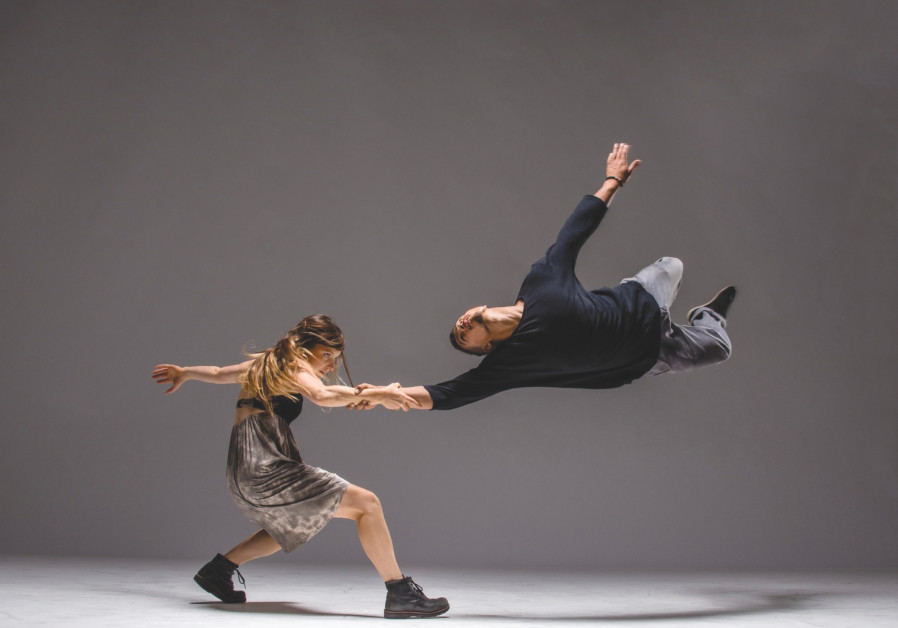 'TELEMETRY' BY Vancouver-based choreographer Shay Kuebler and Radical System Art.